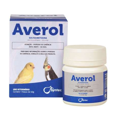 Averol 50g - Syntec