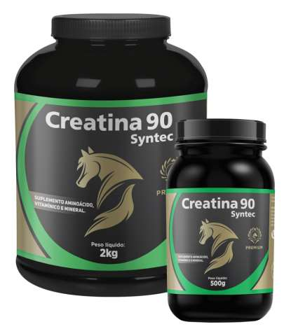 Creatina 90 -  Syntec