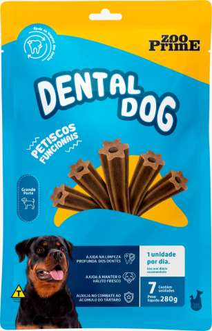 Dental Dog - Grande Porte