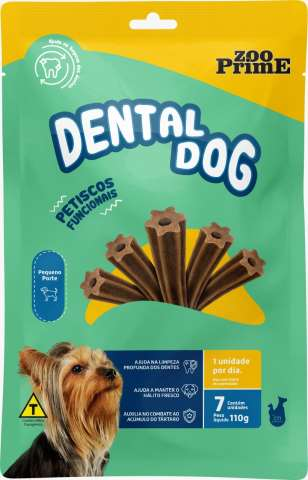 Dental Dog - Pequeno Porte