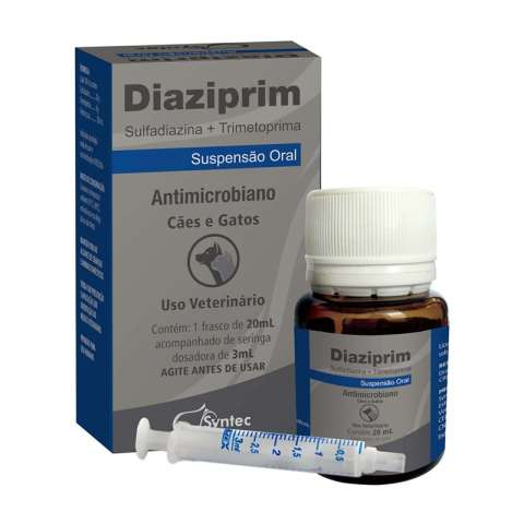 Diaziprim 20 ml - Syntec