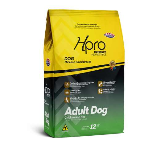 Hpro Adult Dog Mini and Small Breeds