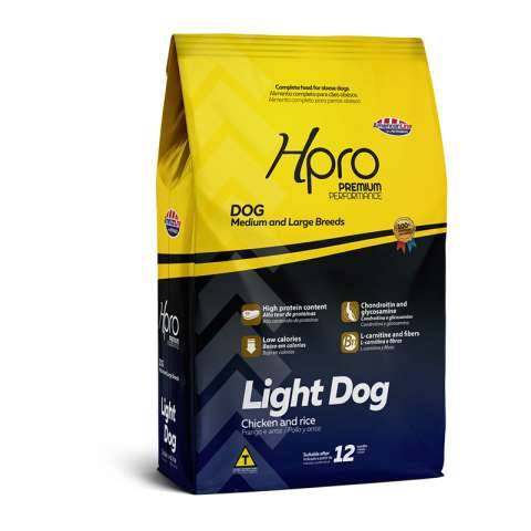 Hpro Light Dog Medium and Large Breeds - AmericanLine