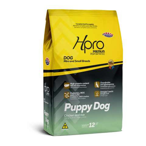 Hpro Puppy Dog Mini and Small Breeds