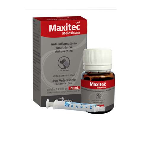 Maxitec 20 ml - Syntec